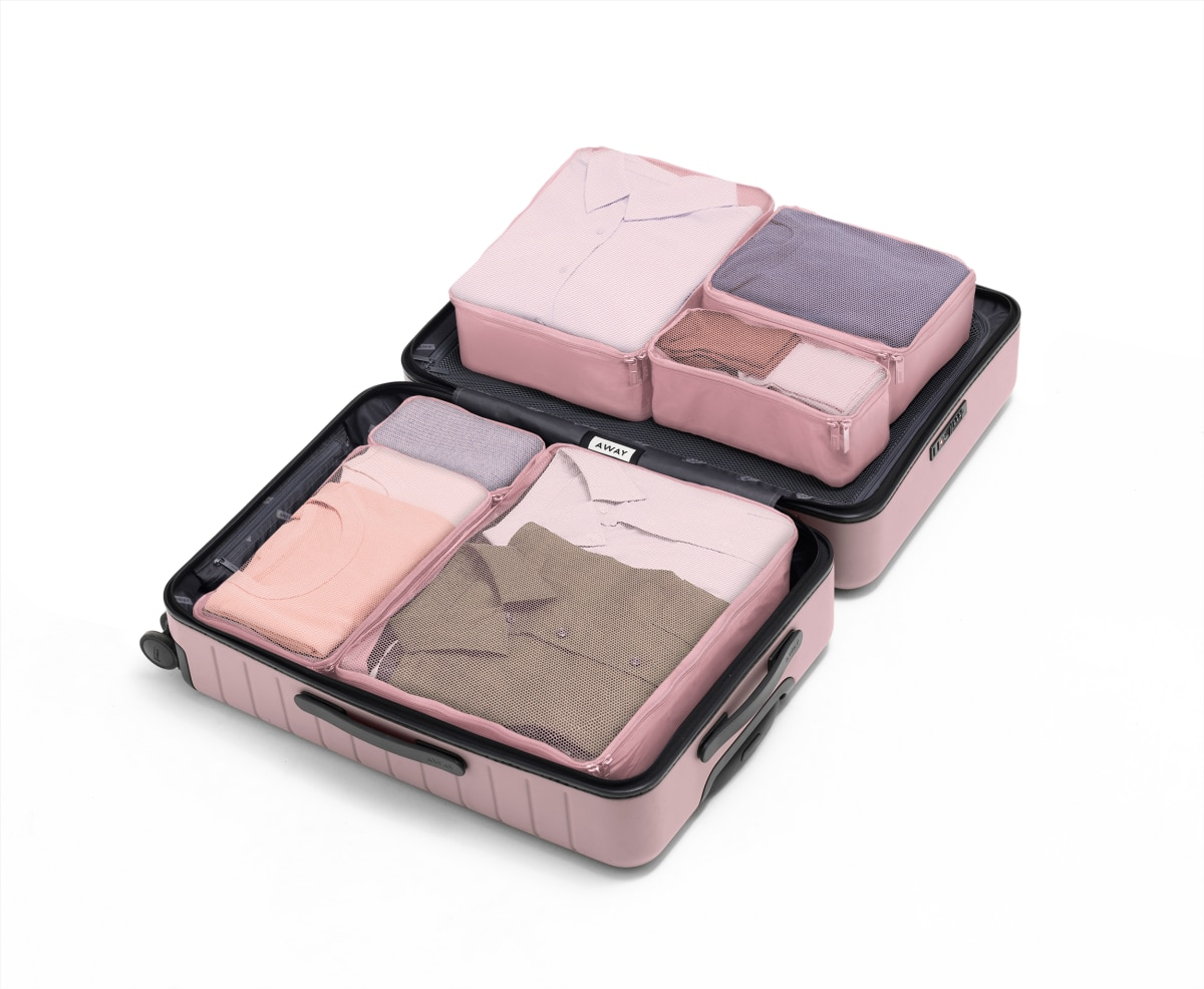 Packing Cubes - Available in Multiple Places, in Varying Colors / Patterns
