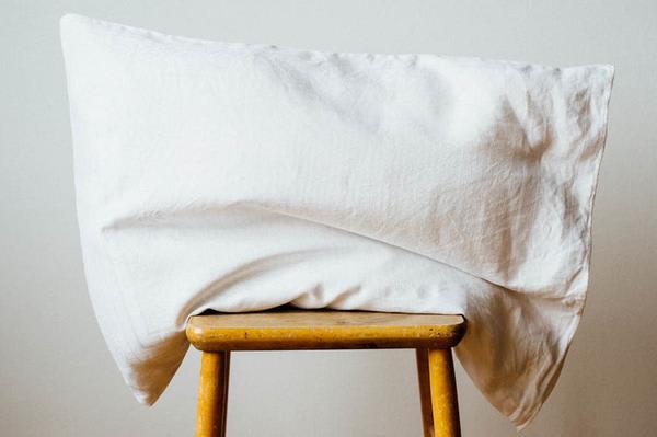 Old Pillow Case [Back-up Pillowcase, Garment Bag, Storage Bag]