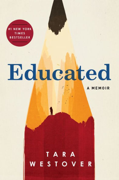Educated - It's not surprising that Educated was on The New York Times Bestseller's list. With an empowering storyline that focuses on a woman's will to chase an education and her relentless want for a bigger life, this read will leave you elated and inflated.