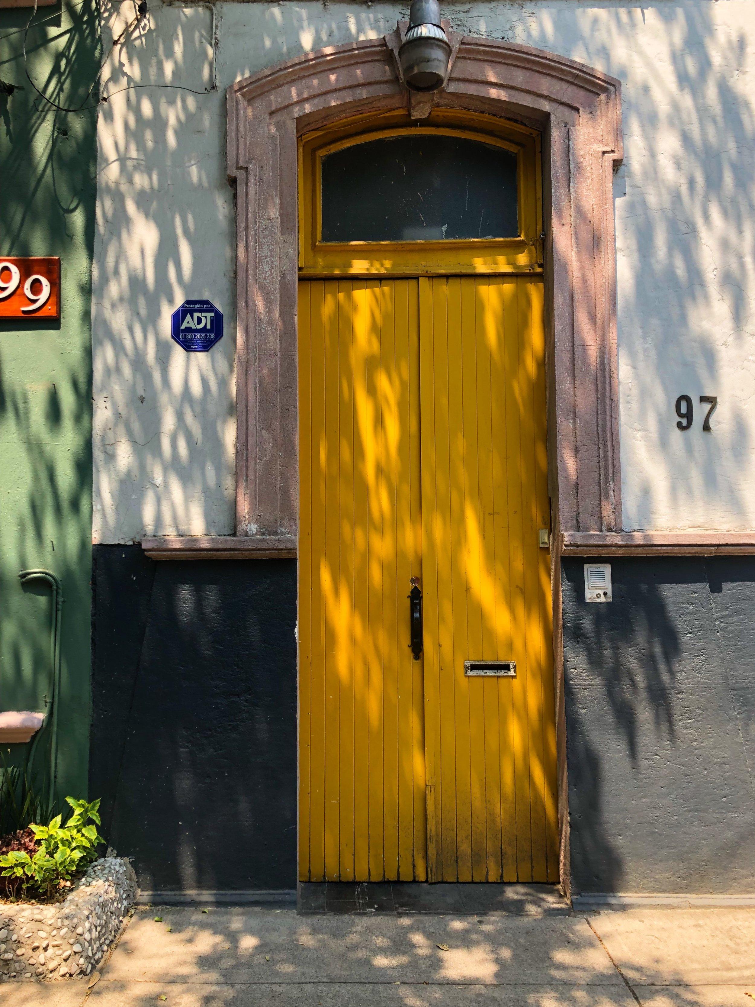 Doors of CDMX