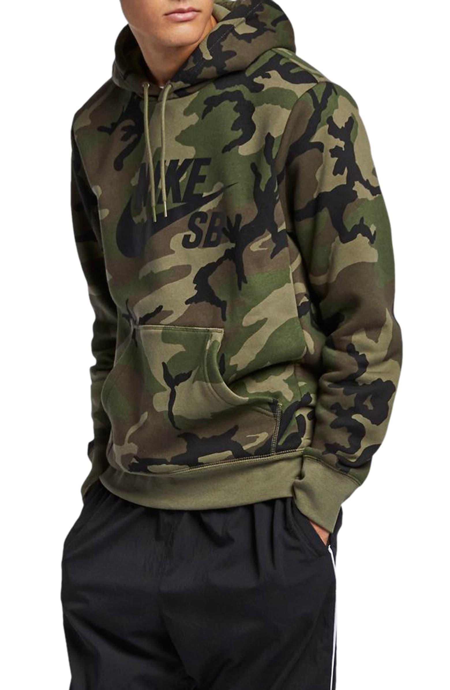 Nike Icon Camo Hoodie