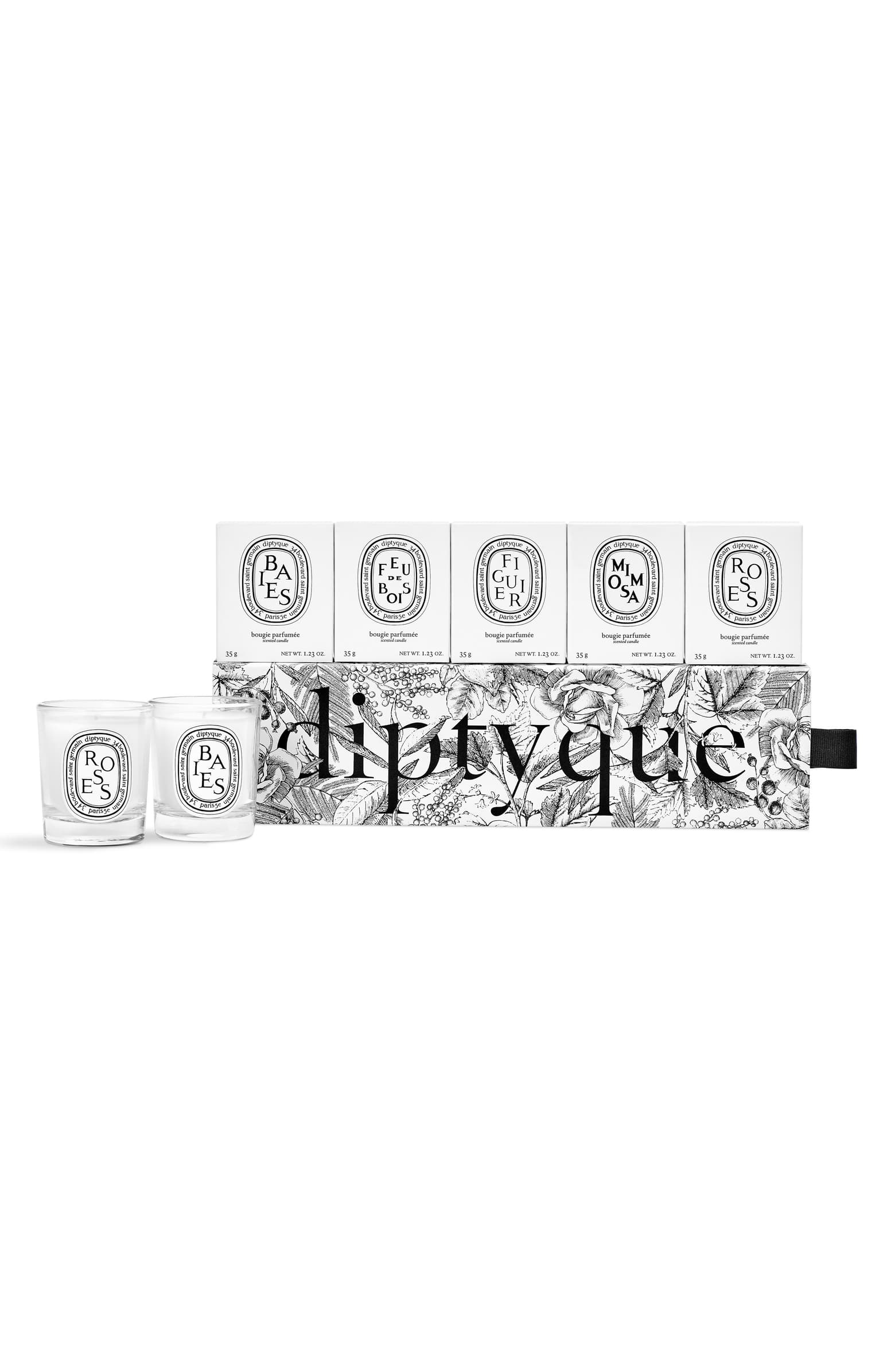 Diptyque Travel Size Candles