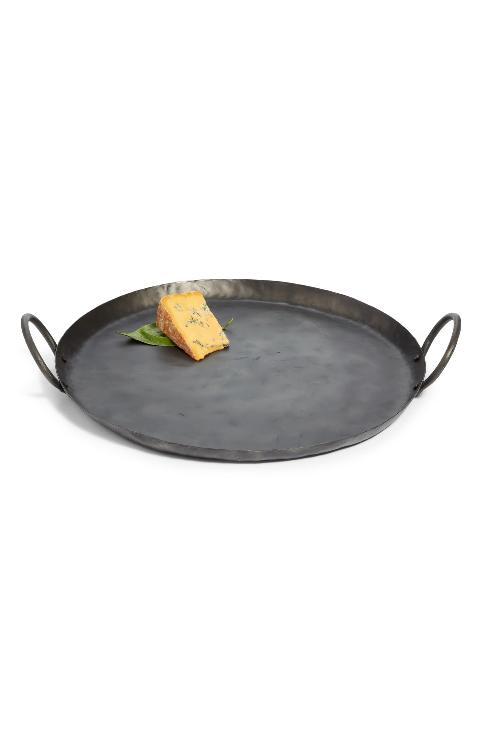 Forged Iron Serving Platter