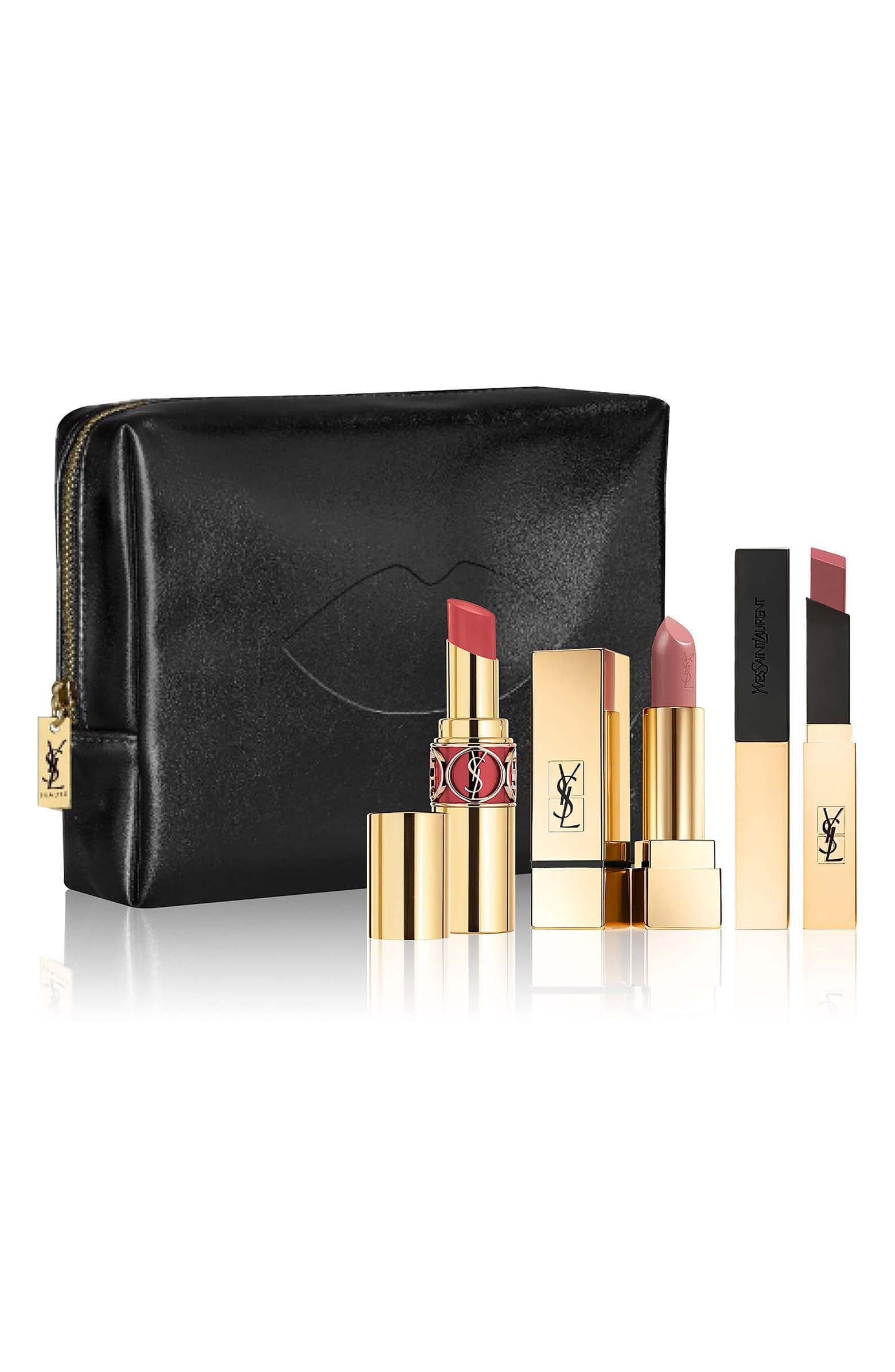 YSL Beauty Nude Lip Set