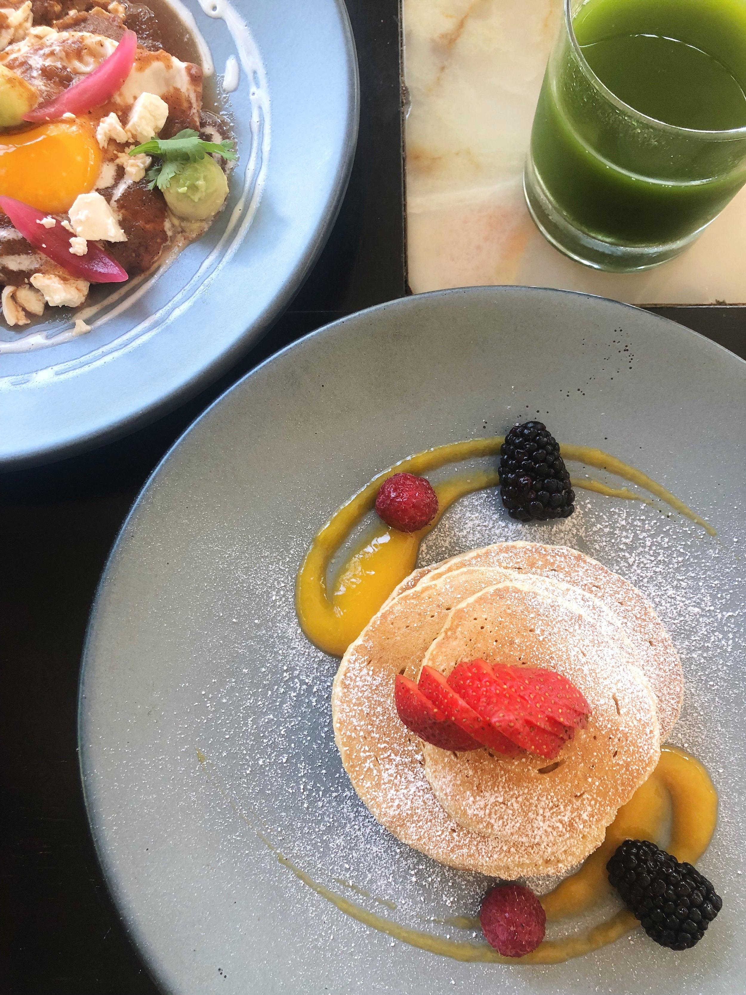 Casa Malca Breakfast