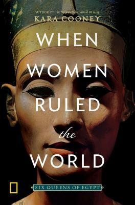 When Women Ruled the World: Six Queens of Egypt - We could not put this book down! When Women Ruled The World explores the stories of the great Queens of Egypt and the real power they had, while they reigned over their people. Managing the country and holding positions in the highest office was something Egypt at the time, was accustomed to, so why do we feel like we are doing things backward now? Kara Cooney explores the rise of patriarchy and how the tables turned.