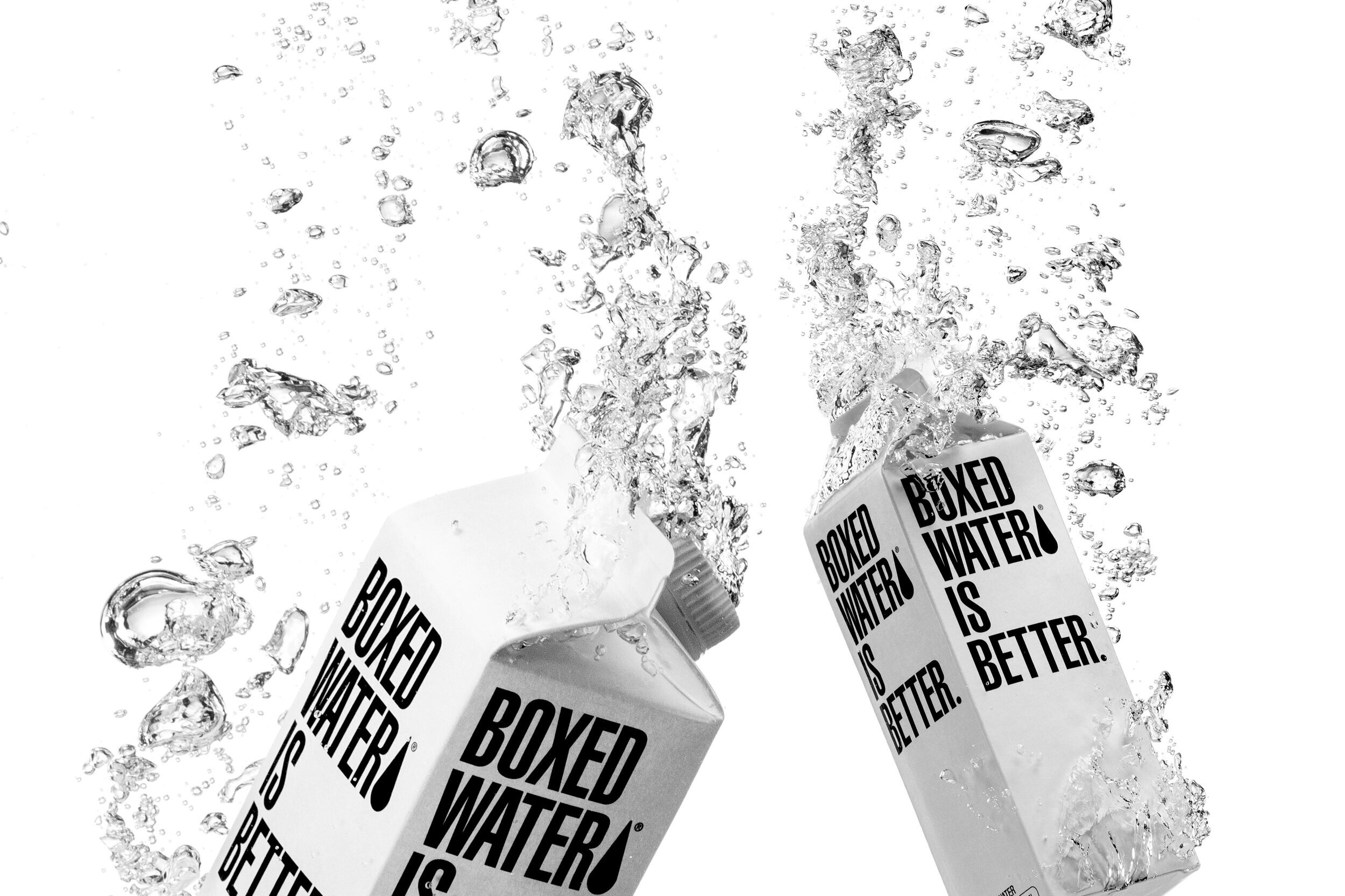 Photo courtesy of Boxed Water is Better