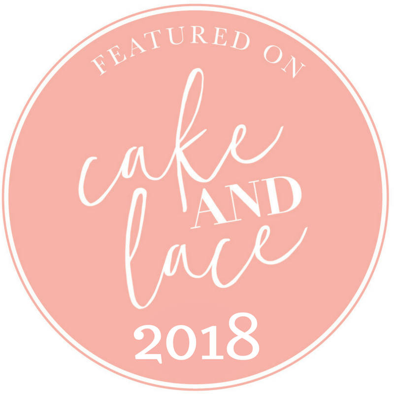 Featured on Cake & Lace