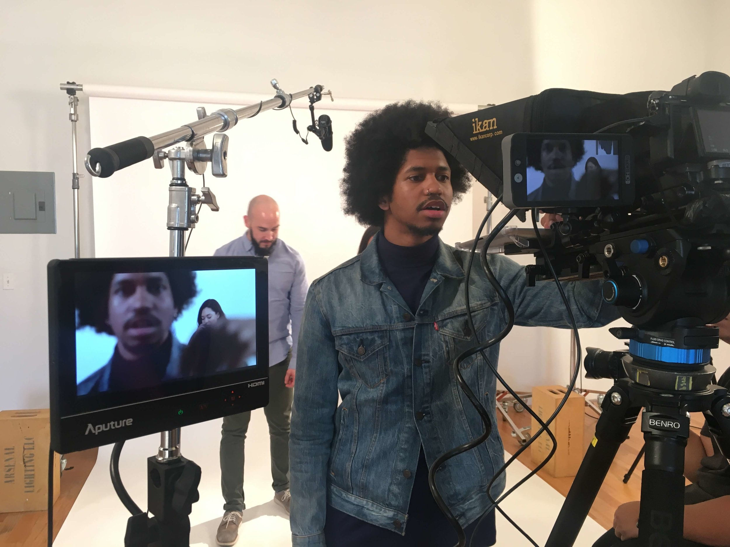 Pioneer Collective & Art Place America - Video and Photo Studio Rentals in Brooklyn NYC