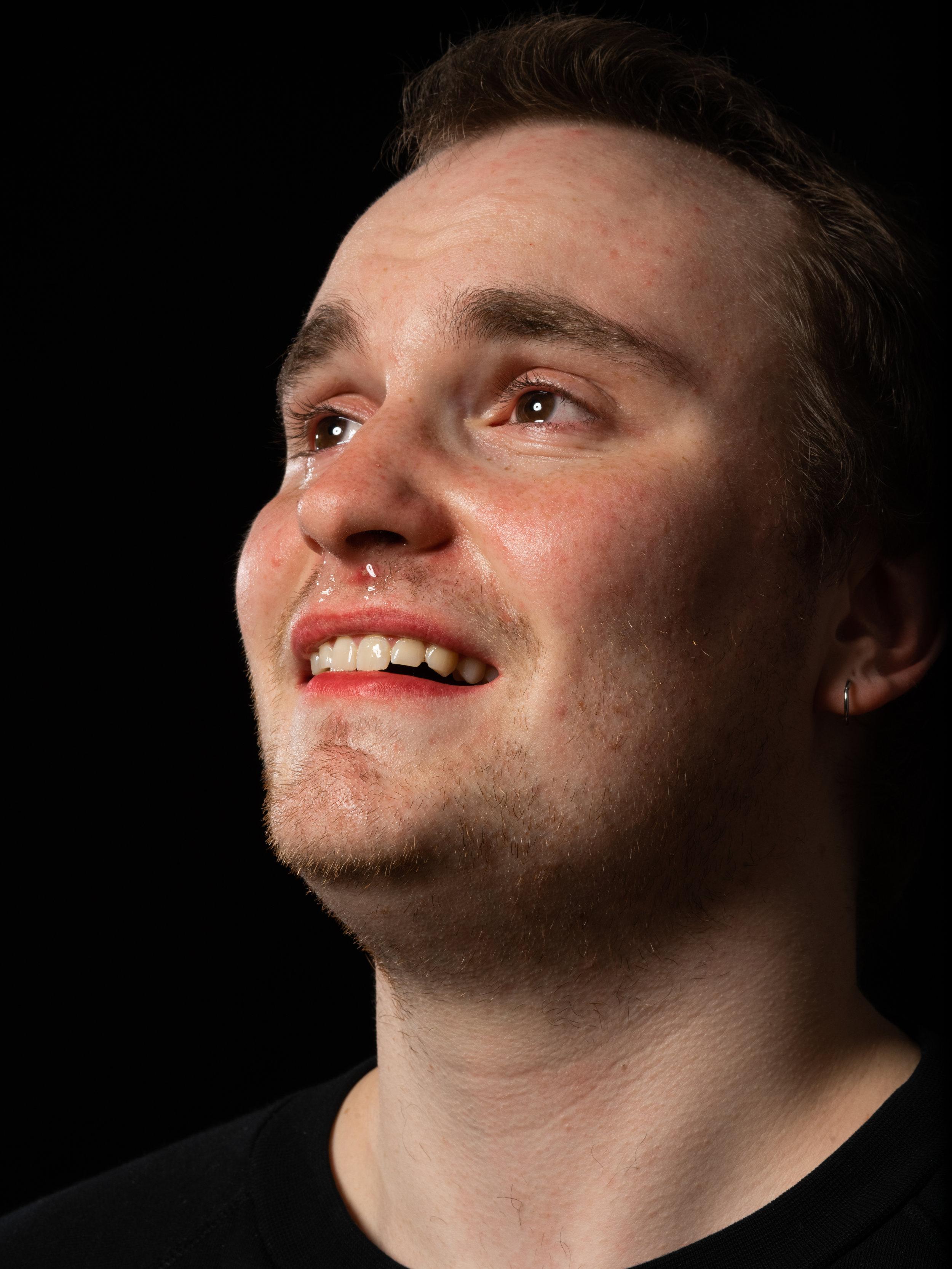The artist himself (Photo Credit: Even Schwartz)