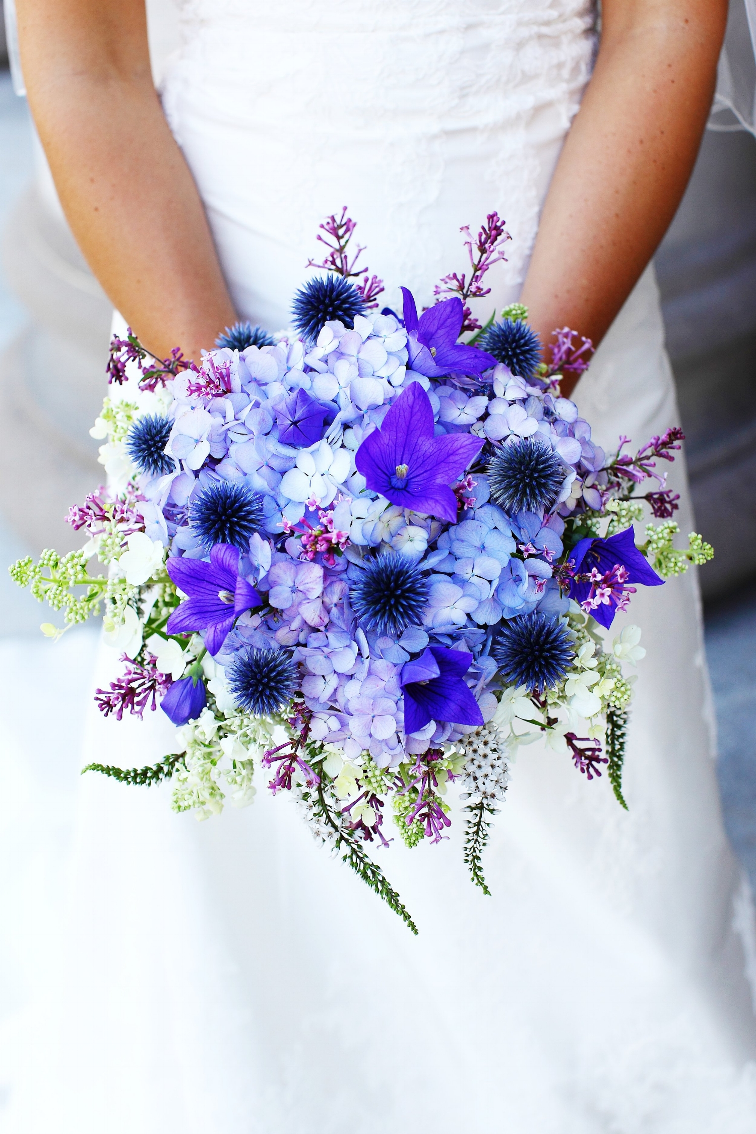 Mid-July Bridal Bouquet