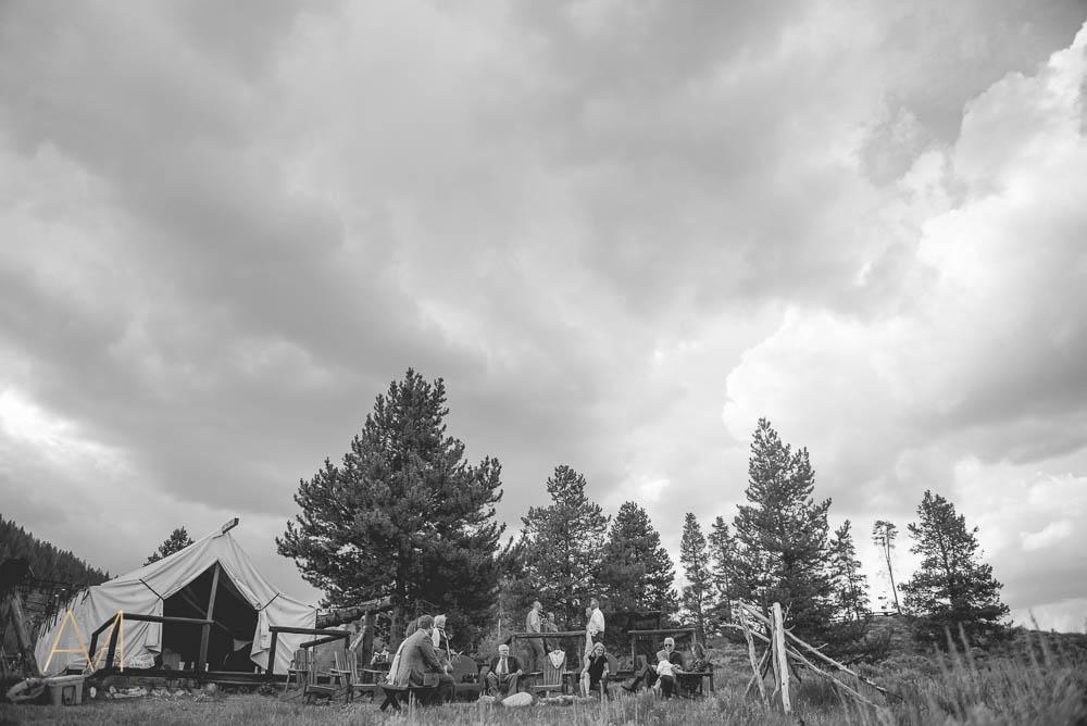 C Lazy U Ranch in Colorado Mountain Wedding Photographer