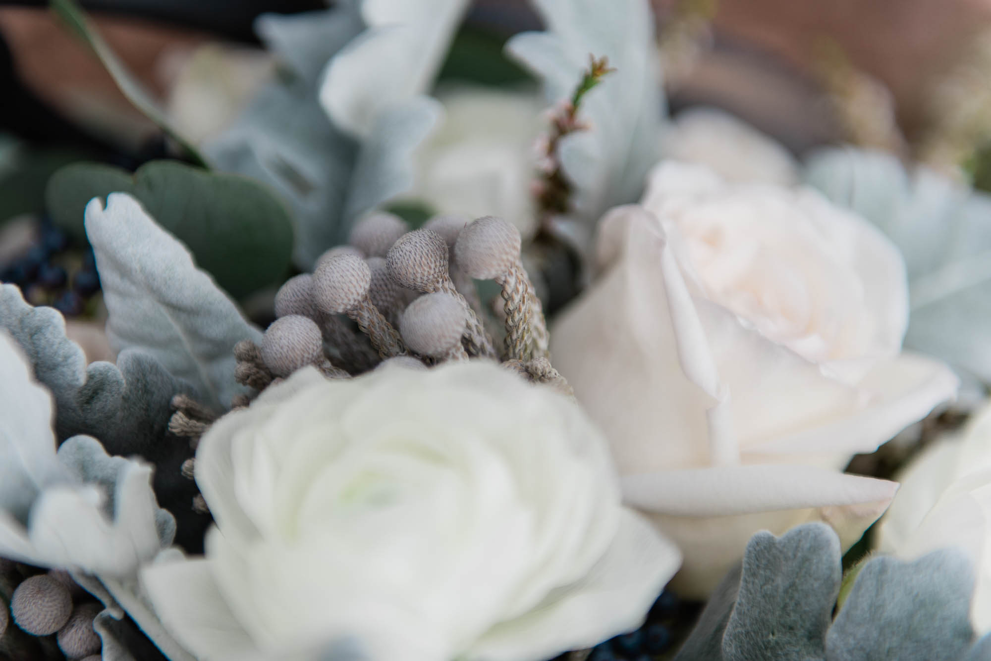 Colorado Floral Bouquet Detail Photography