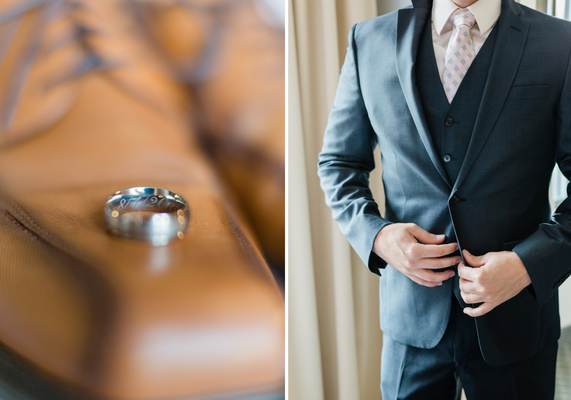 Colorado Groom Wedding Photography Details