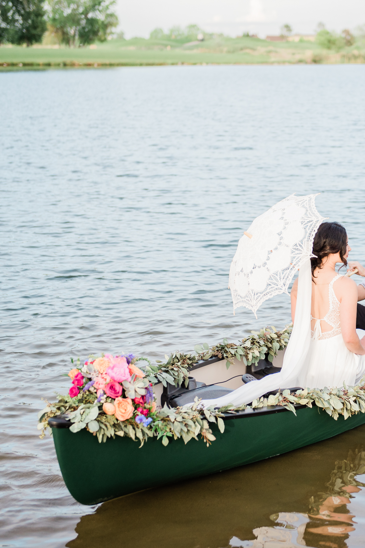 Colorado Boho Beach Elopement