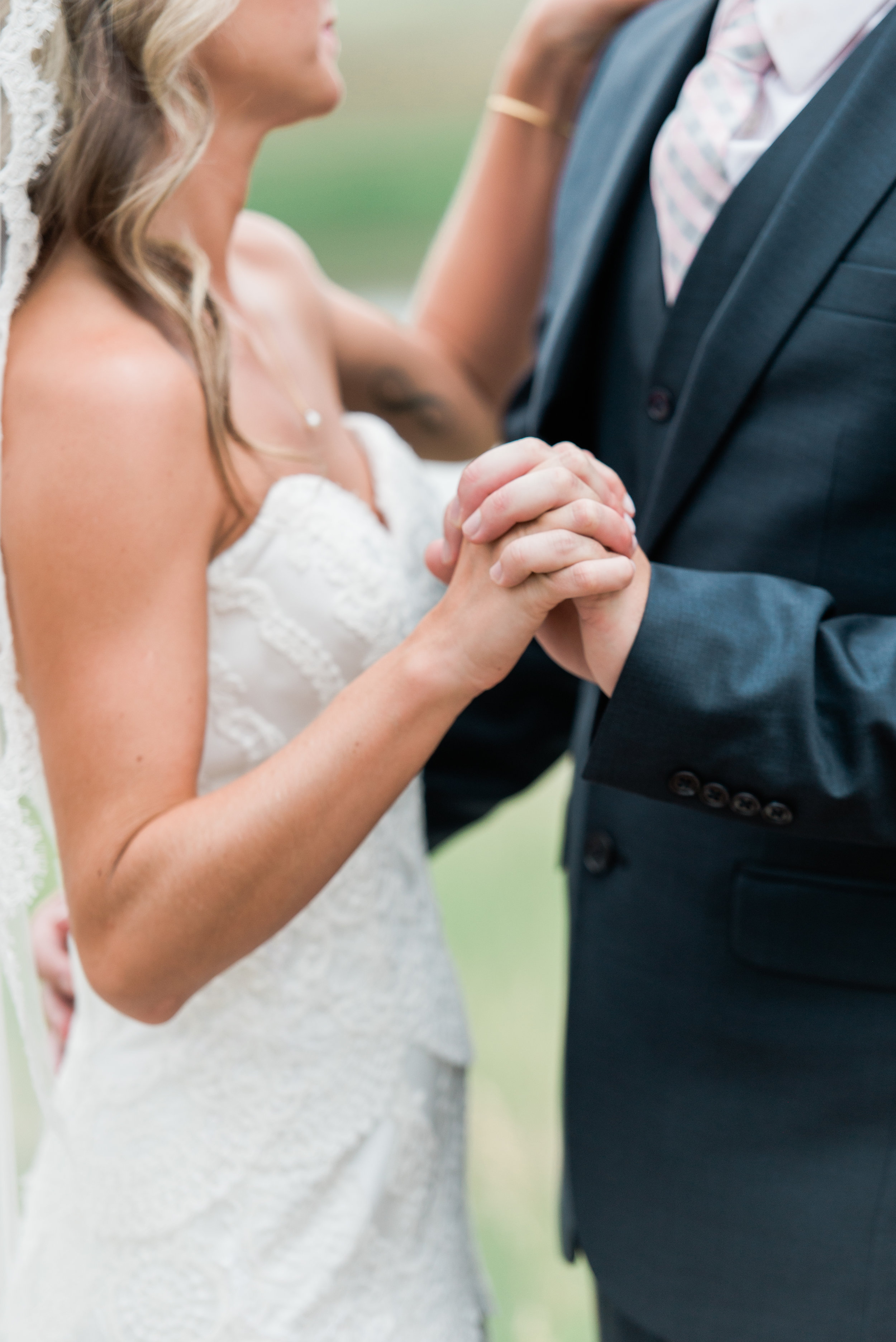 South Valley Park Wedding - Amber & David