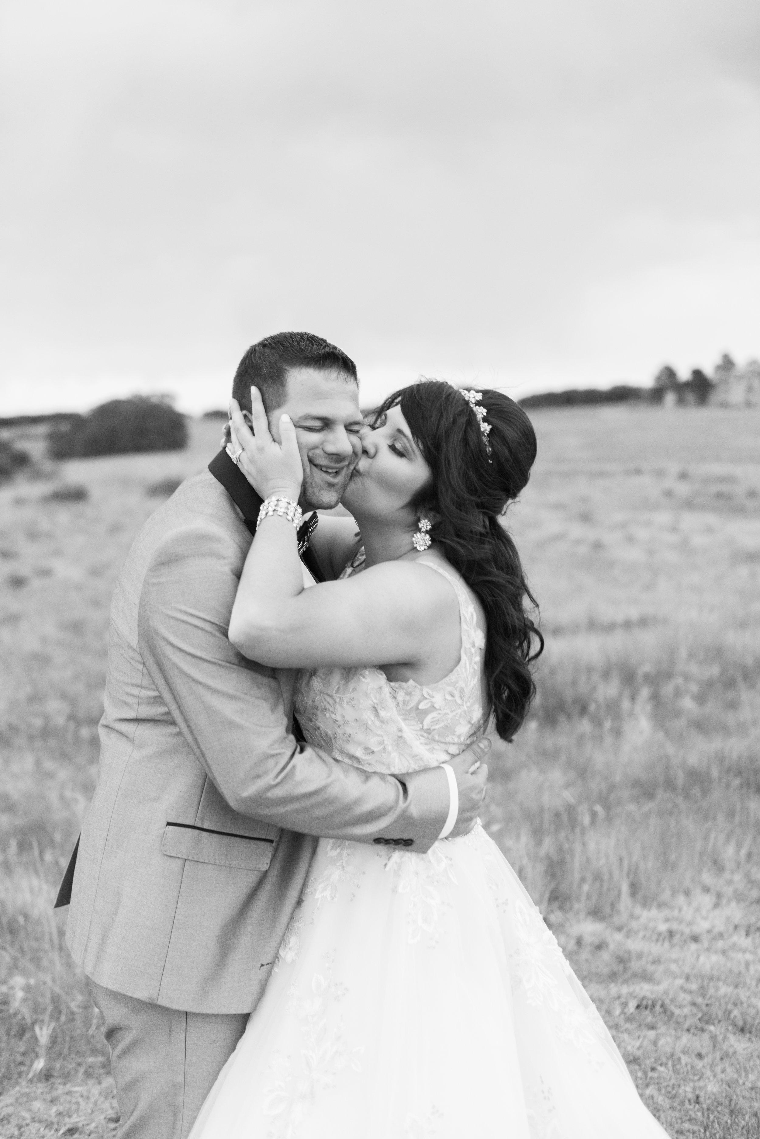 A Romantic Castle Tale Wedding - Kelleen & Fred