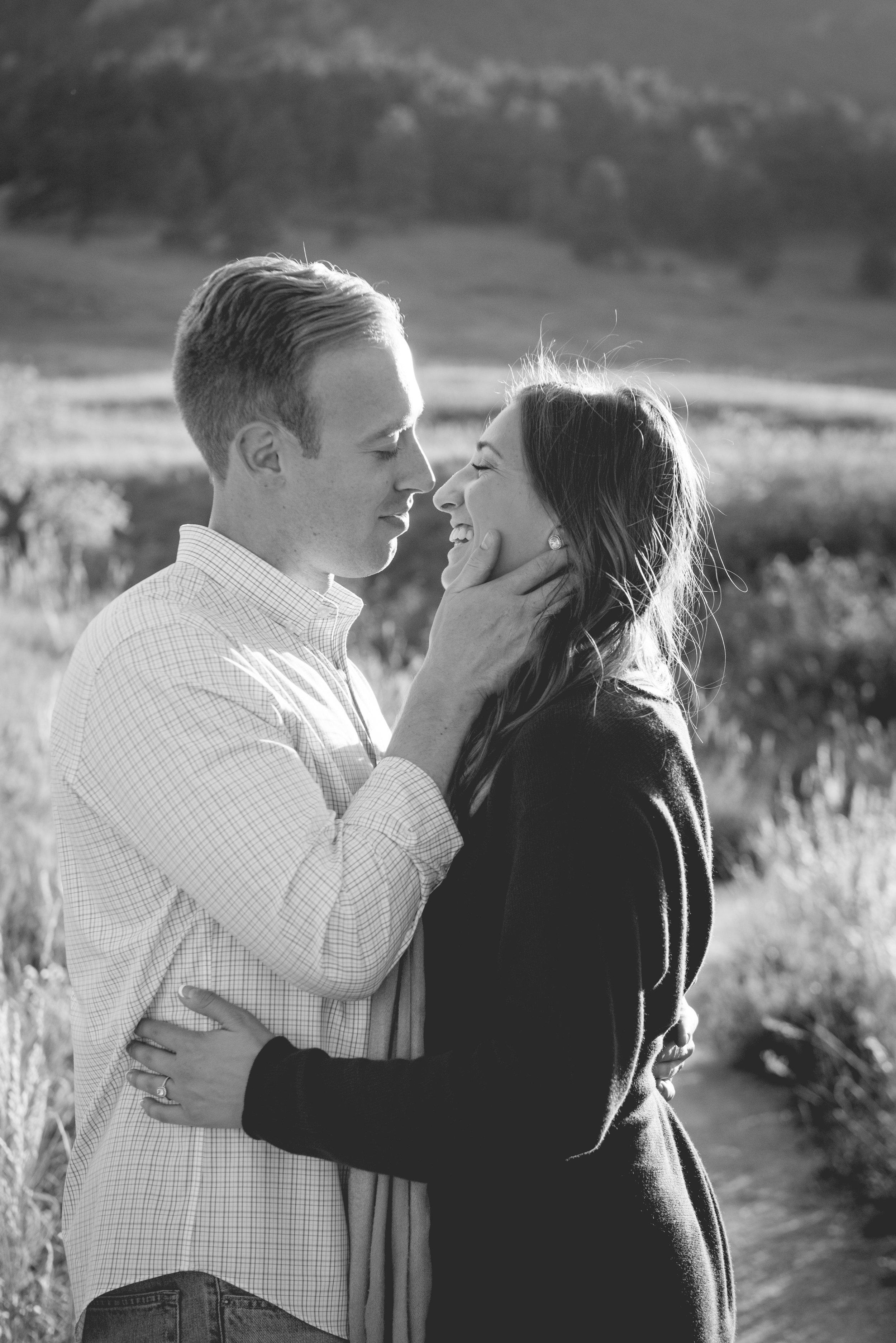 Boulder Flatirons Engagement - Katie & Ryan