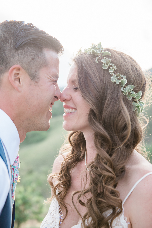 Intimate Mountain Wedding - JJ & Shane