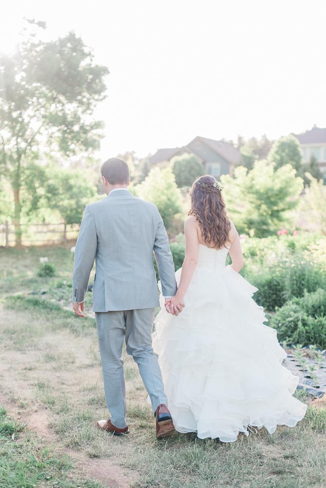 Beautiful Farmette Wedding - Camille & George