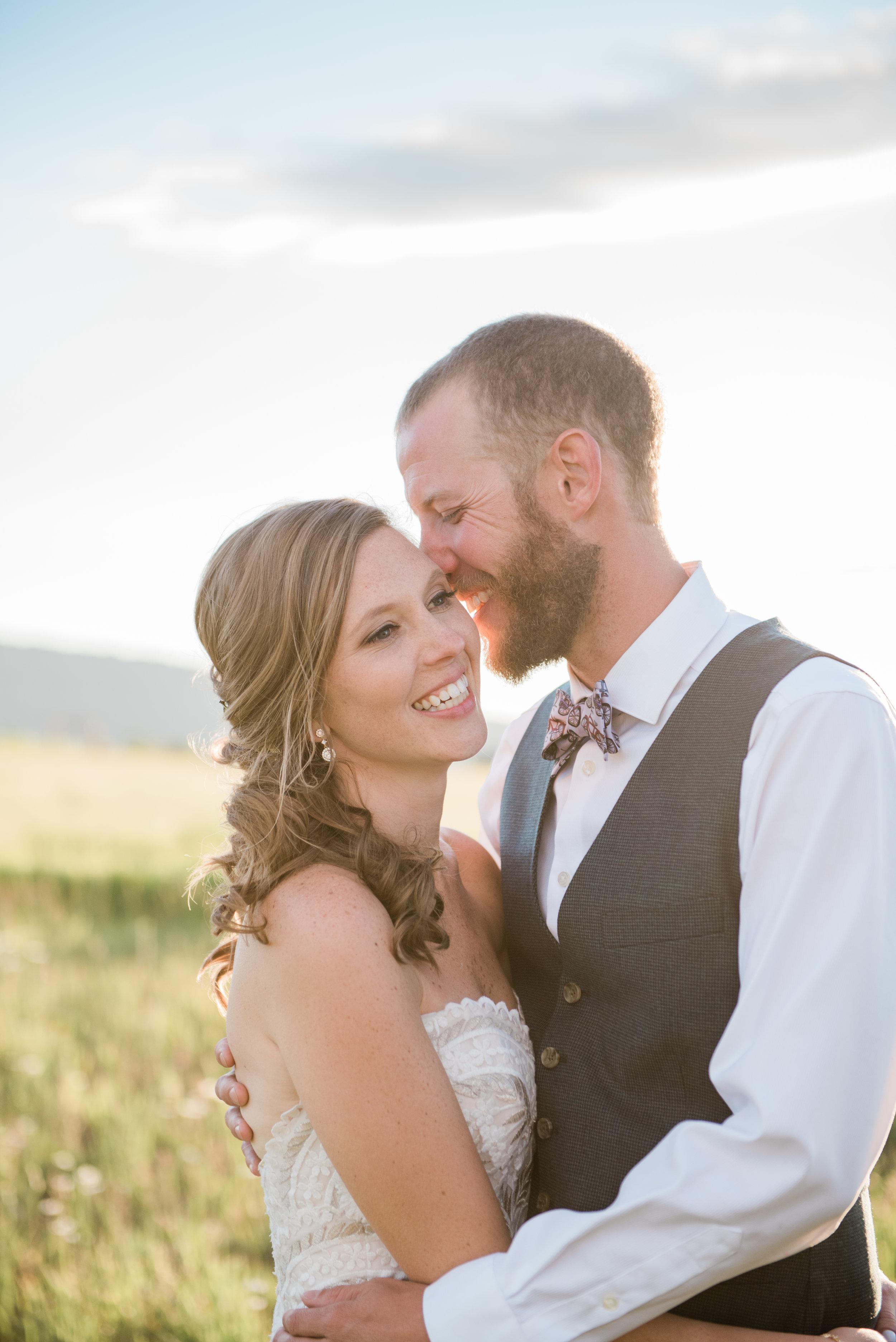 Granby Ranch Colorado Wedding - Helen & Richard