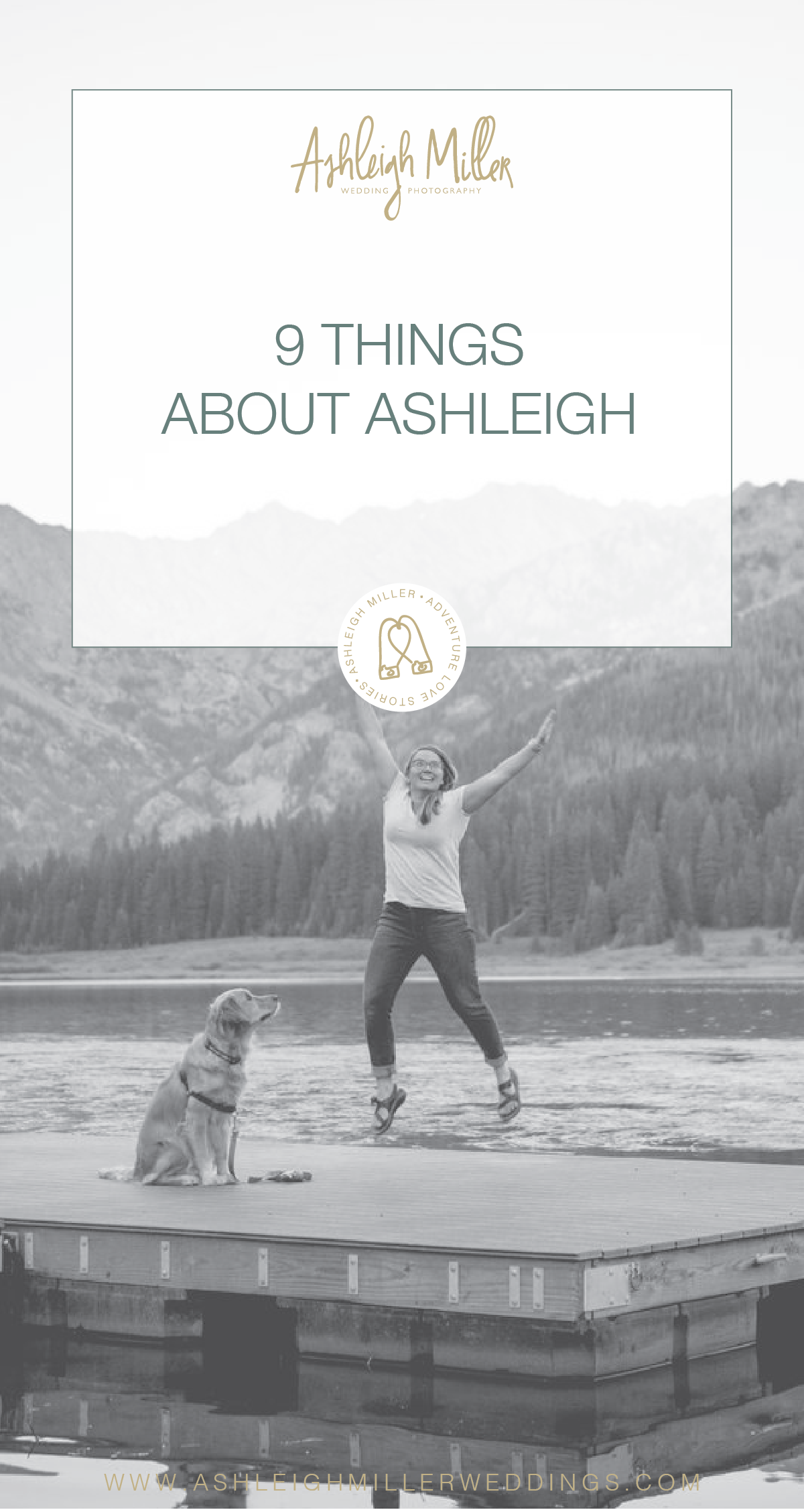 Hello, I'm Ashleigh! Here are 9 things about me! If you haven't had the opportunity to meet me yet... Here are a few things about me to so you can get to know me a little better. I'm just a down to earth mountain gal who loves to take photographs of stories and…