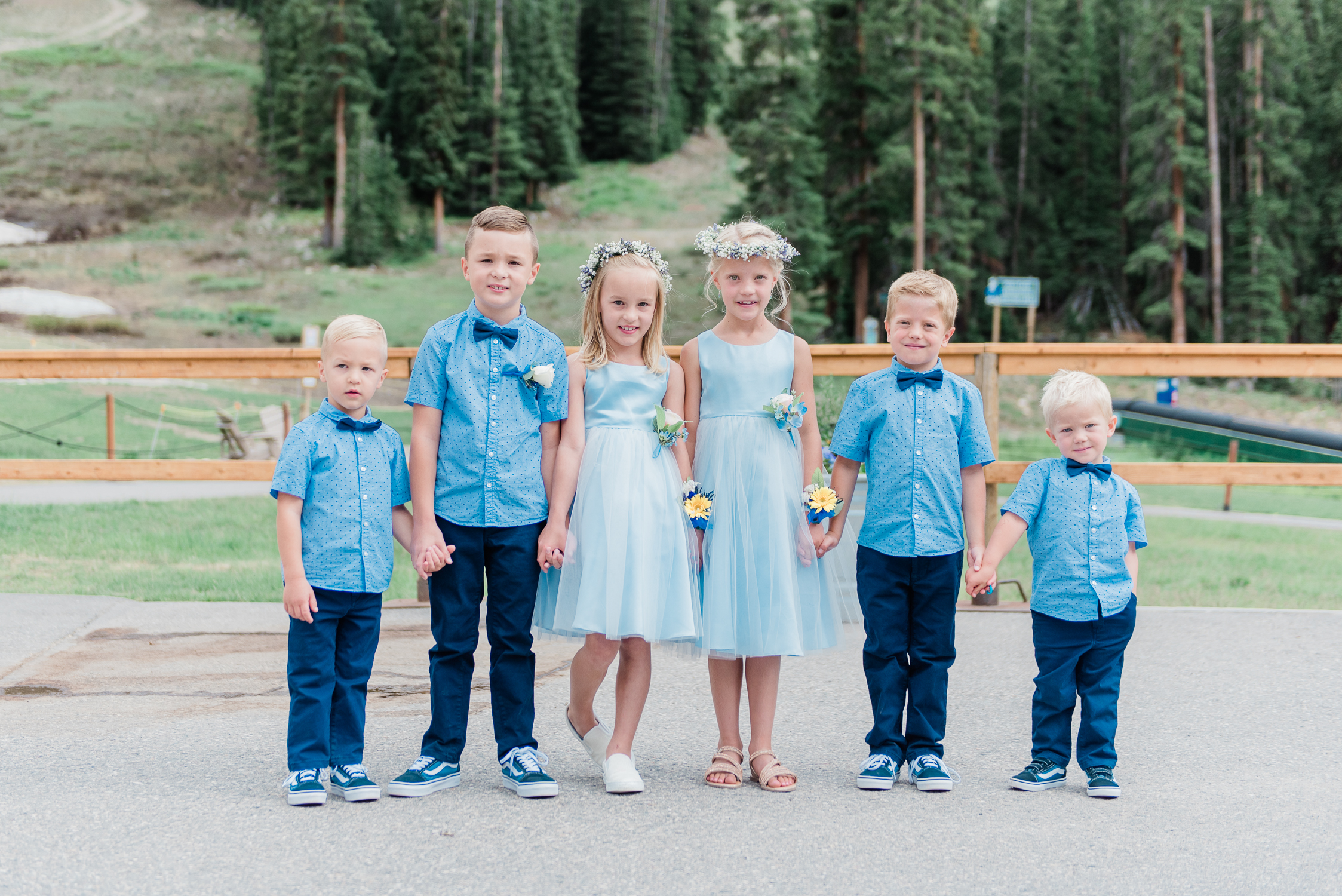 Arapahoe Basin Wedding at Black Mountain Lodge, Colorado - Ashleigh Miller Wedding Photography