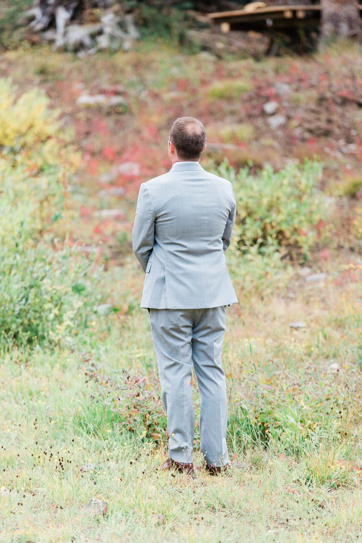 Fall Wedding Photography at Arapahoe Basin Ski Area
