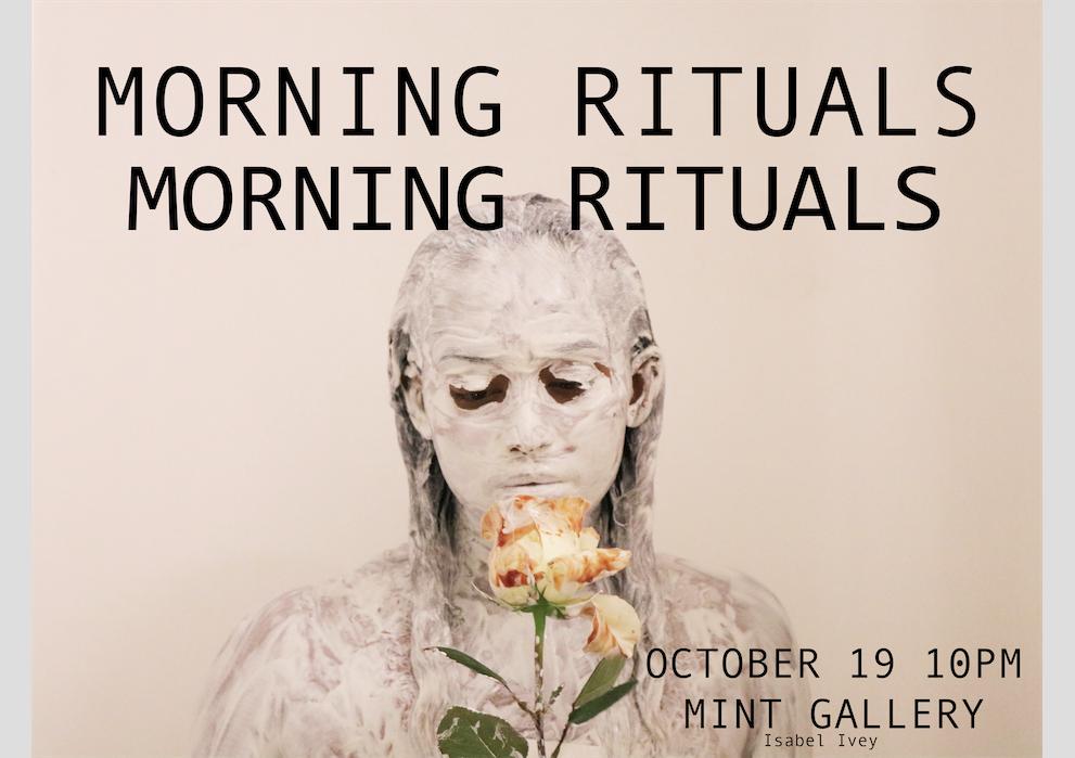 Morning Rituals Performance