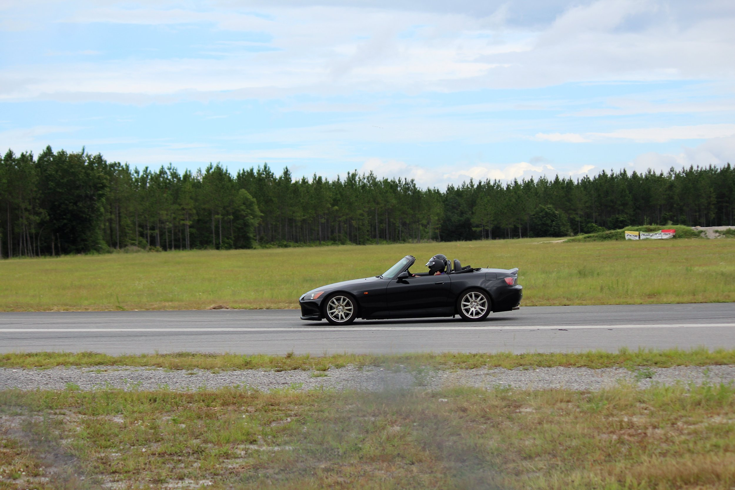 My first S2000 track day at The FIRM (Gainesville, FL)