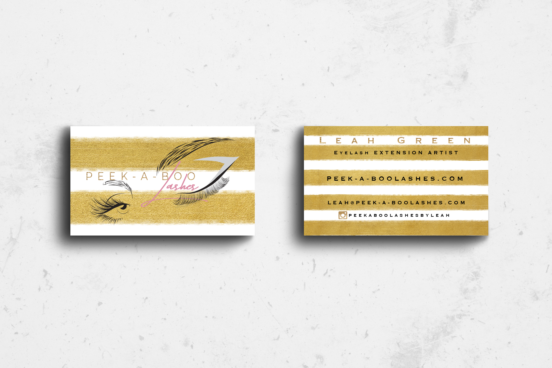 Business Card Portfolio - Peek-A-Boo Lashes .png