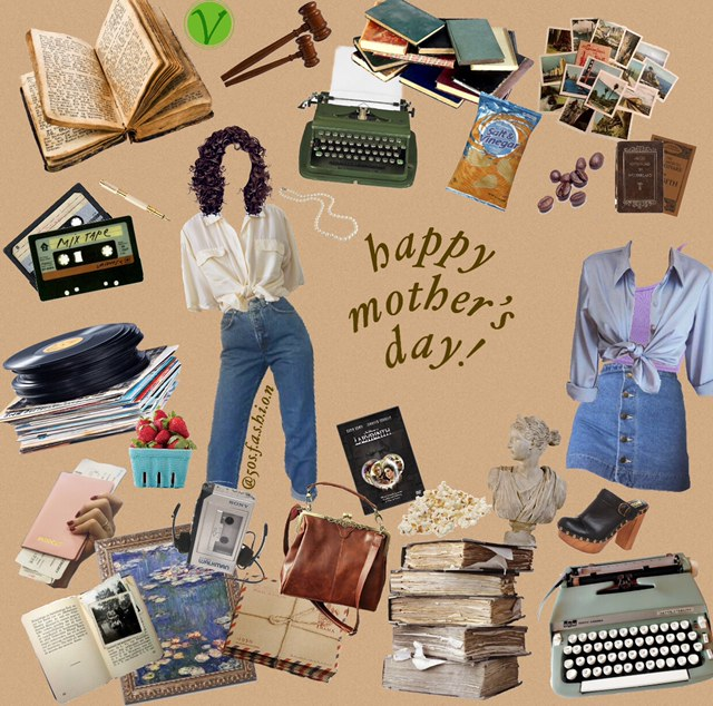 A Mother's Day Mood Board