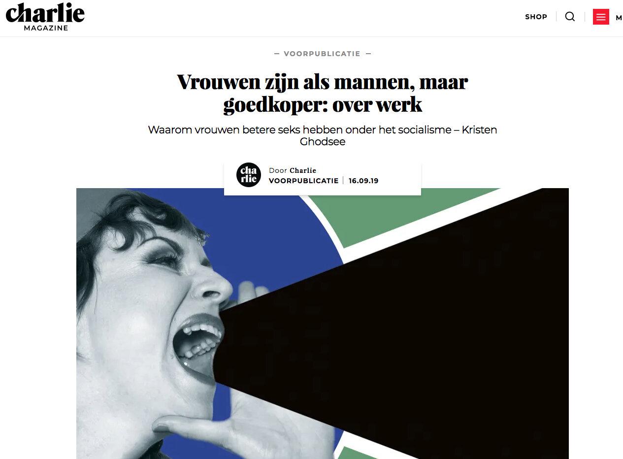 Dutch exceprt in Charlie Magazine.jpg