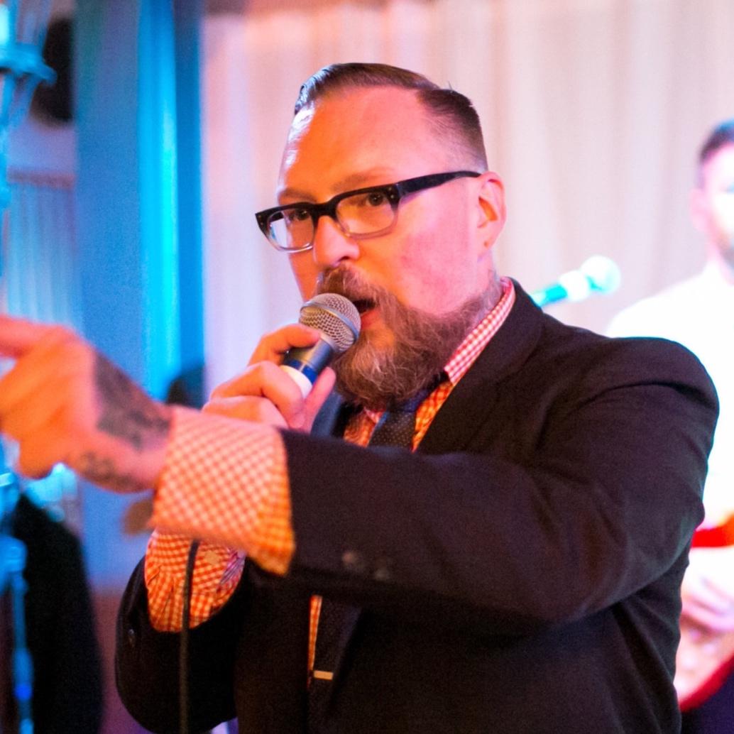 Todd Hembrook   Lead Vocals