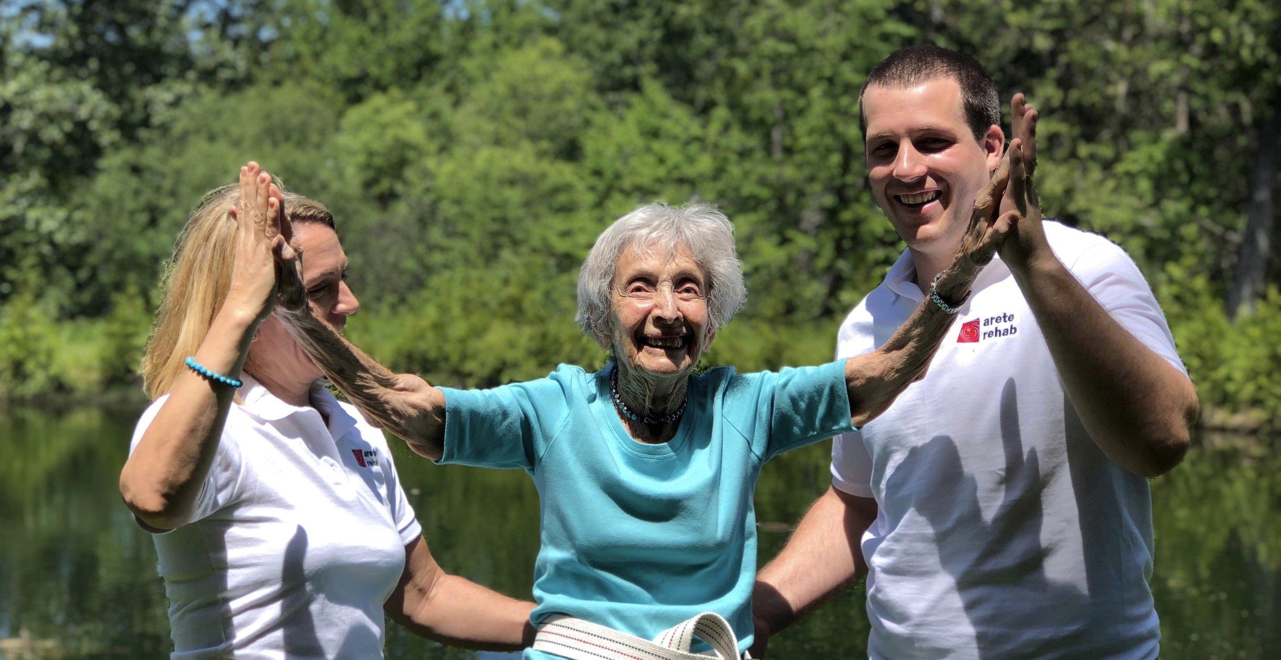 Arete Rehab is redefining successul aging.