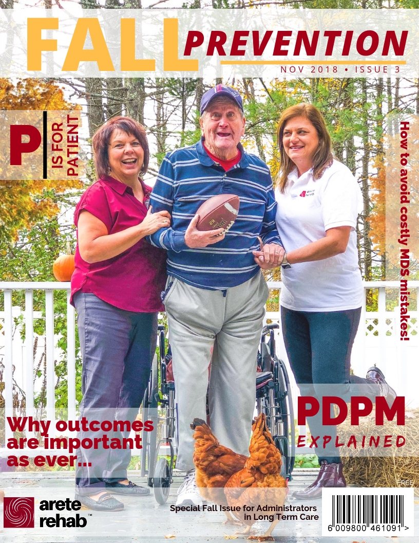 Fall Prevention Magazine