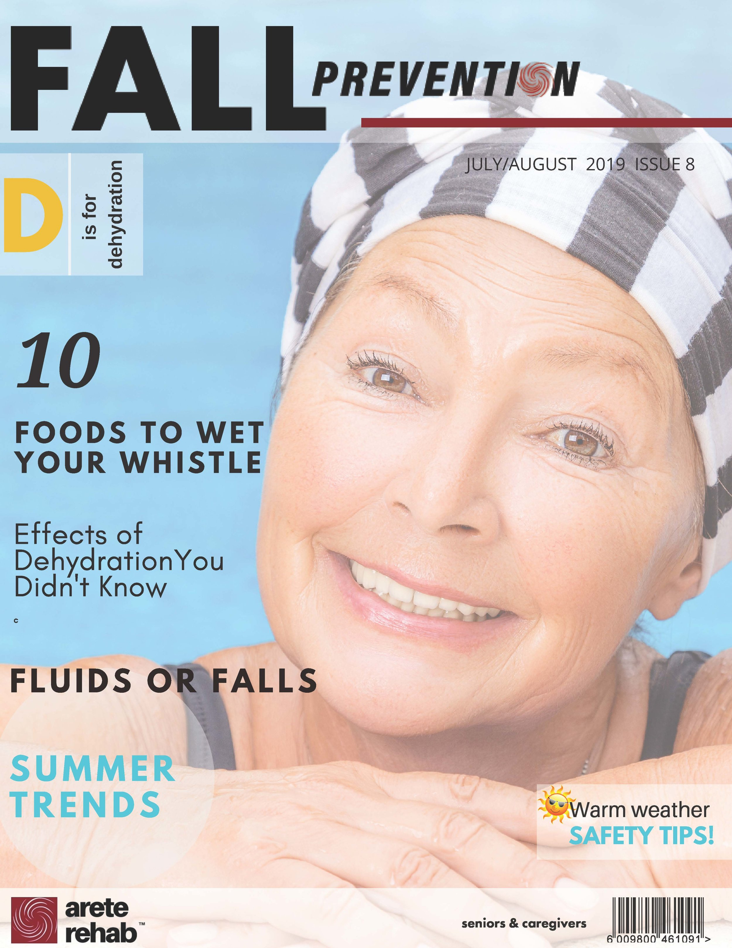 Fall Prevention Magazine July/August 2019 Issue 8