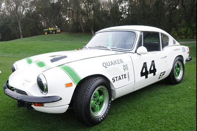 Tim Suddard's Groupe 44 GT6, an engine we know well