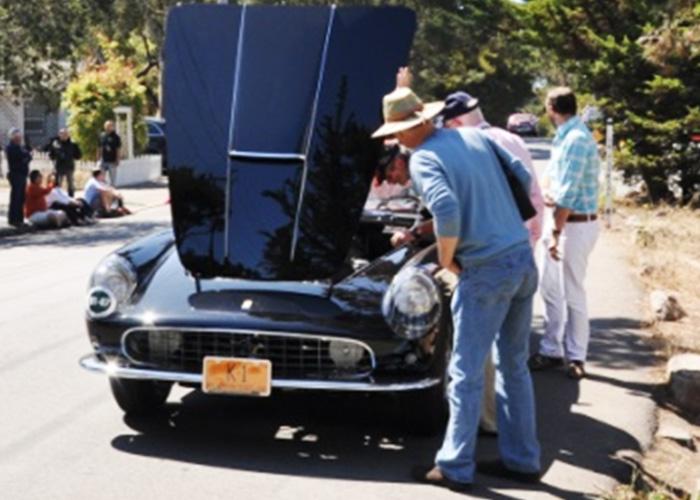 Then, brake check Carmel, CA