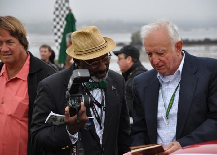 Richard tells Donald Osborne a Pegaso story.