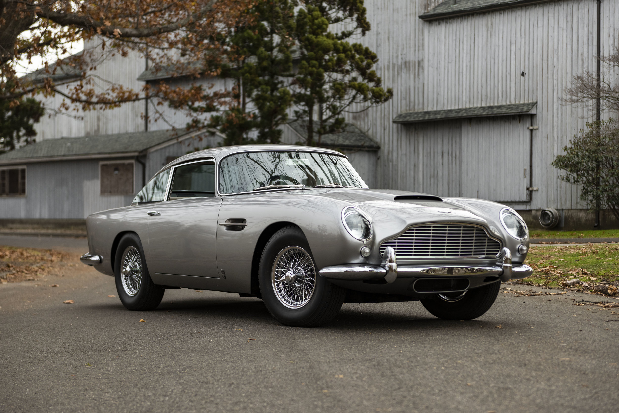 1965 Aston Martin Db5 For Sale Automotive Restorations Inc Automotive Restorations Inc