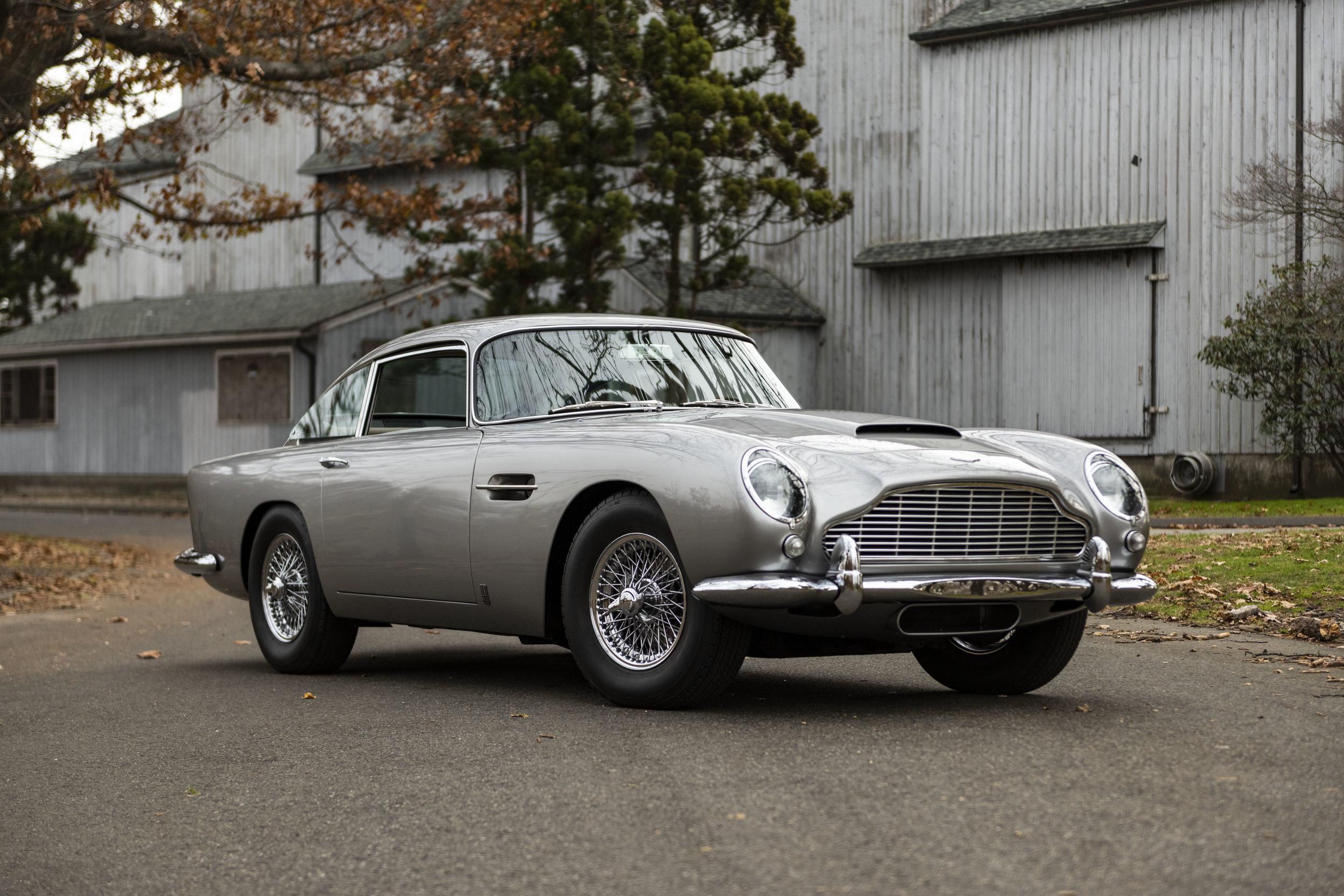 1965 Aston Martin Db5 For Sale Automotive Restorations Inc Automotive Restorations Inc