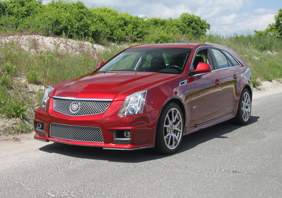 Cadillac Cts-V Wagon For Sale >> 2014 Cadillac Cts V Wagon For Sale Automotive Restorations