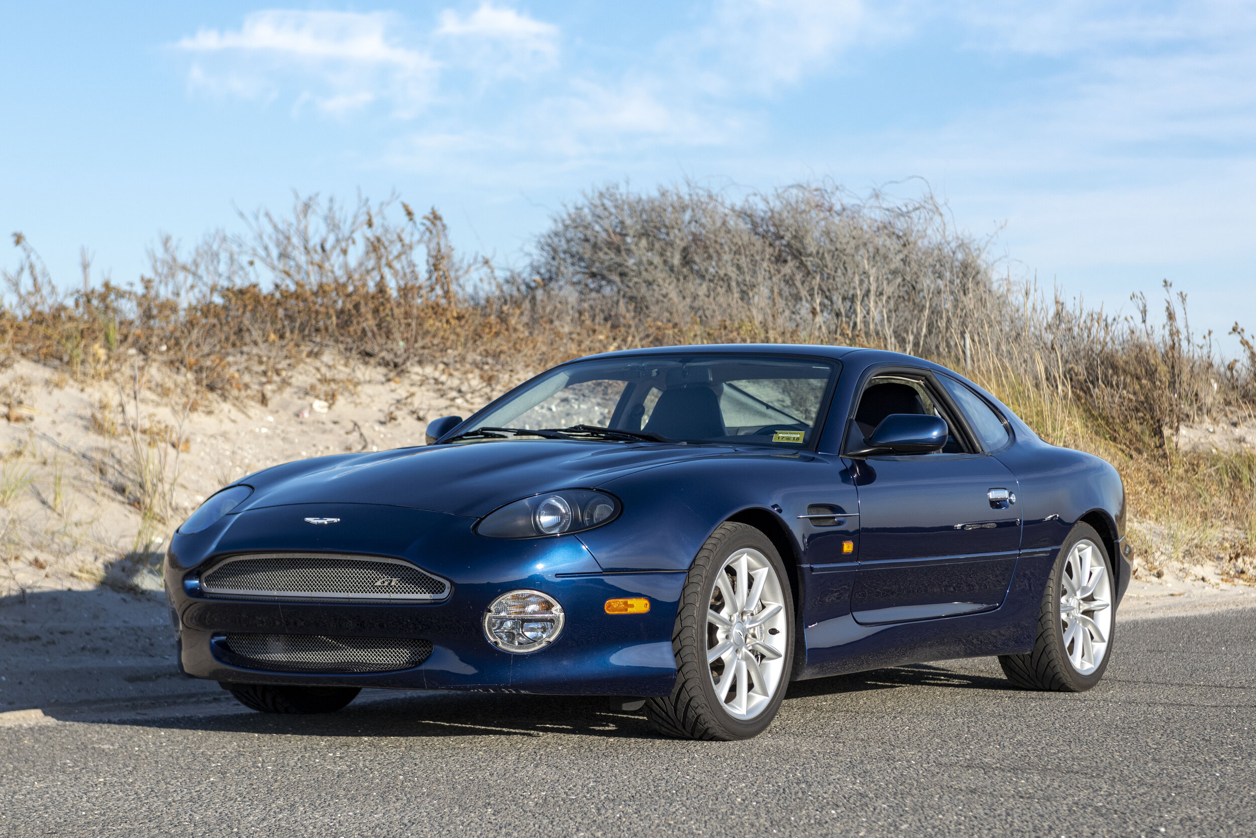 2003 Aston Martin Db7 V12 Gt For Sale Automotive Restorations Inc Automotive Restorations Inc