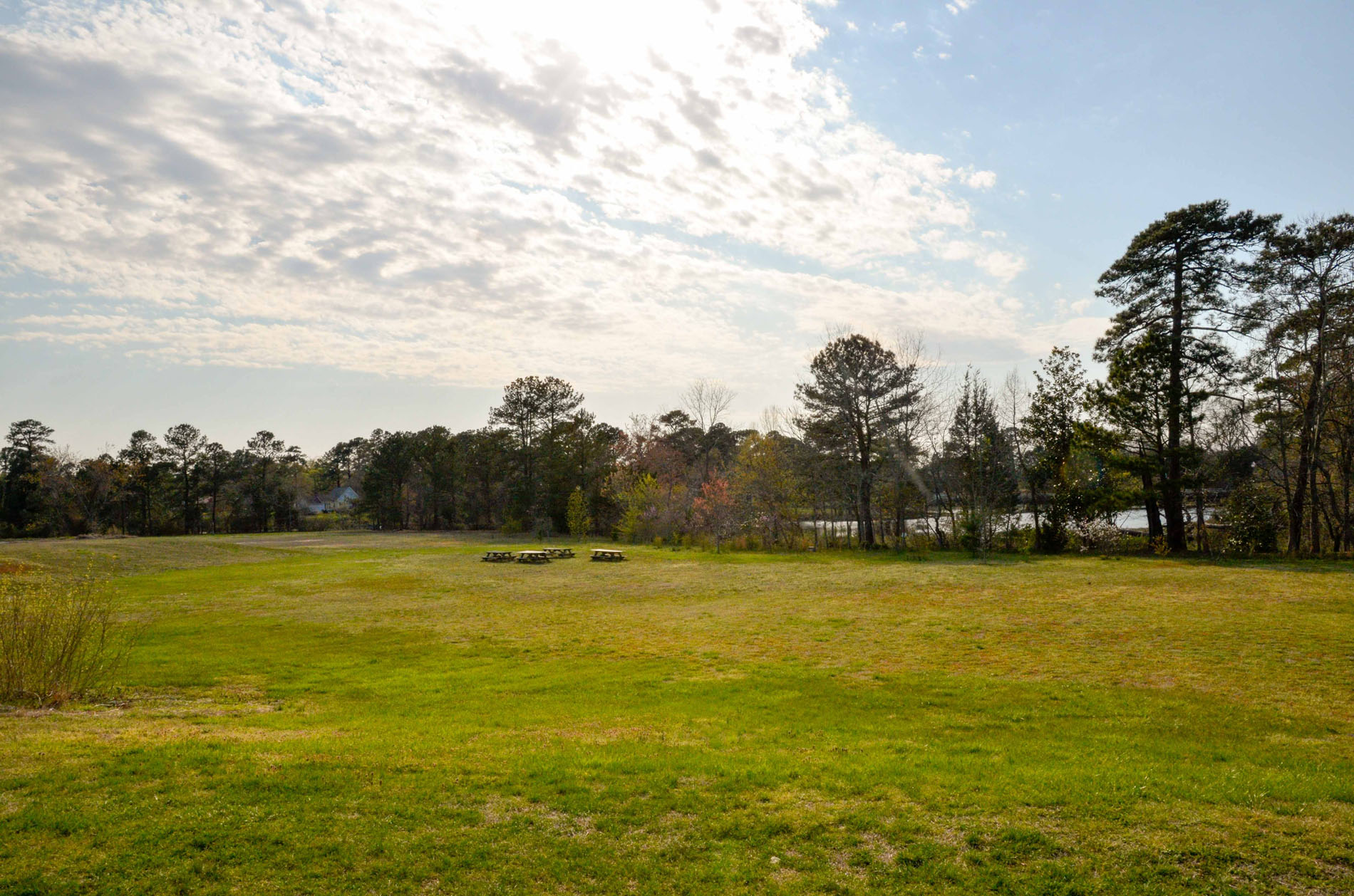 grounds - Need a wide open space? We have it. Host a large gathering, family reunion or birthday party in an open space or combined with the playground. 4 Hour Half Day - $508 Hour Full Day - $100Security Deposit - $125