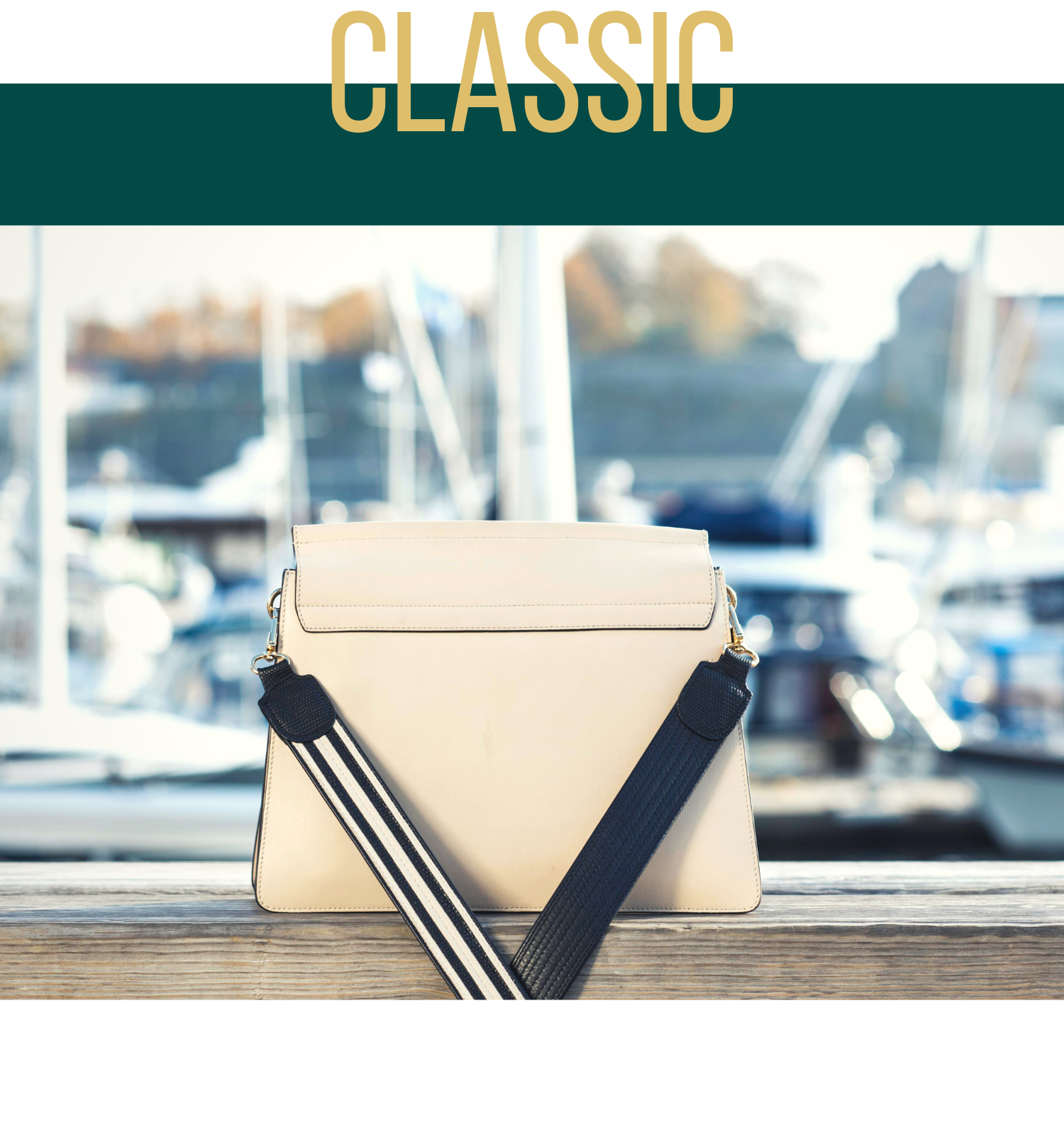 A BELOVED CLASSIC NEVER GOES OUT OF STYLE -