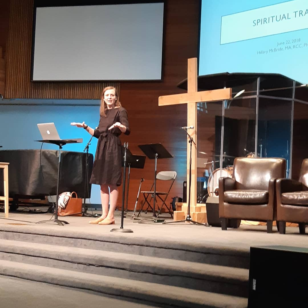 Hillary McBride, Tenth Avenue Church, Vancouver, BC, June 25, 2018