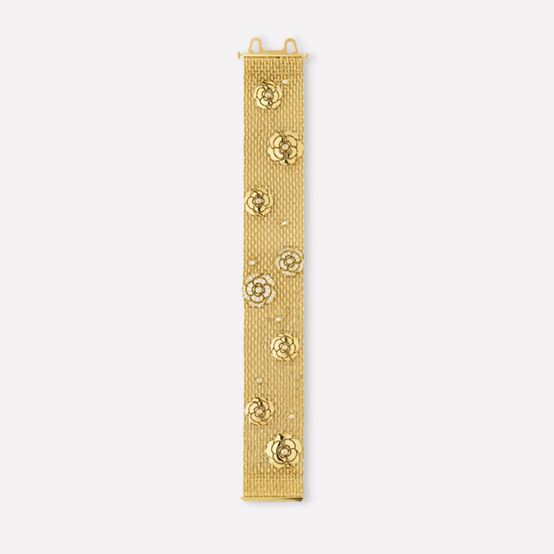 Chanel - Bracelet Camélia.png