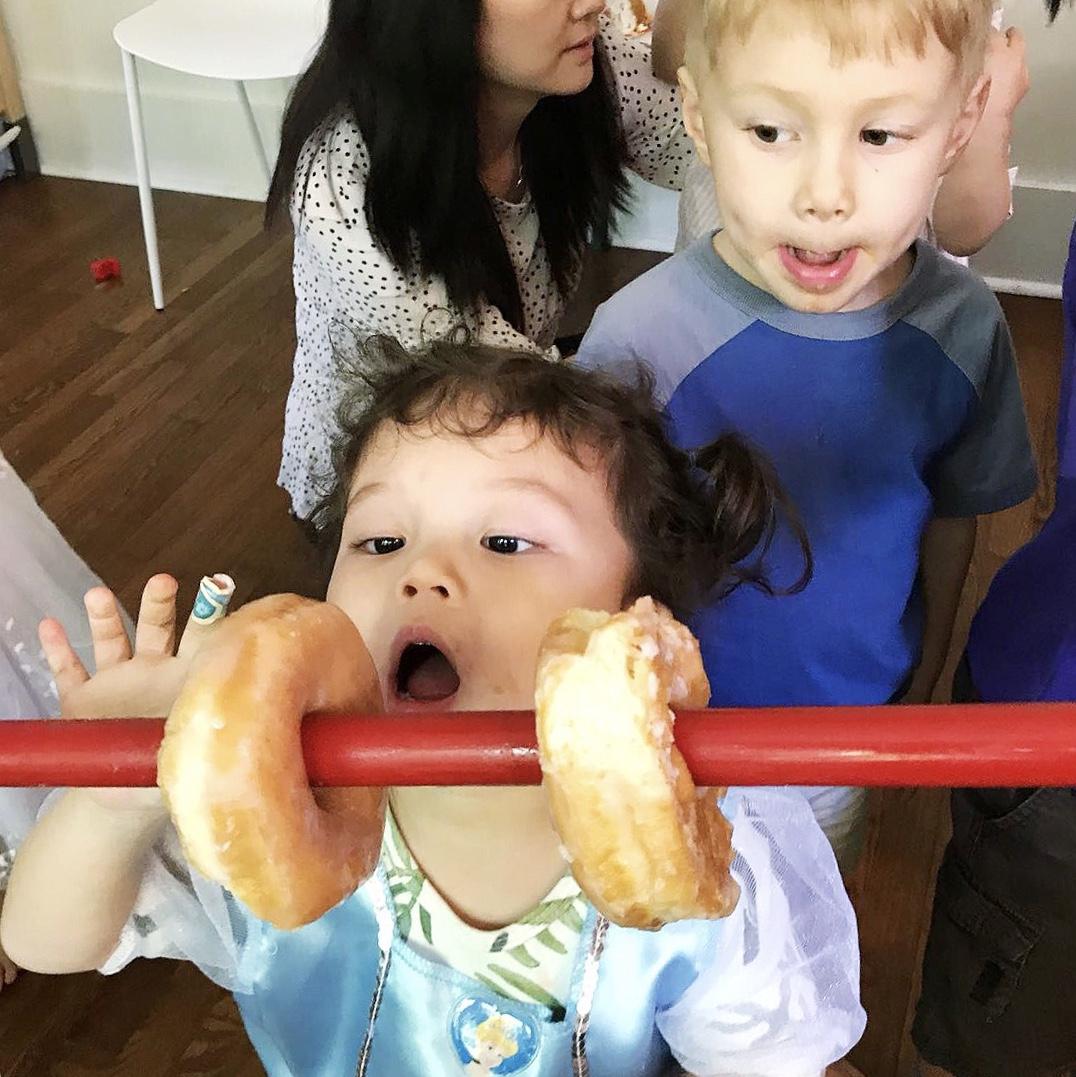 donut game 3