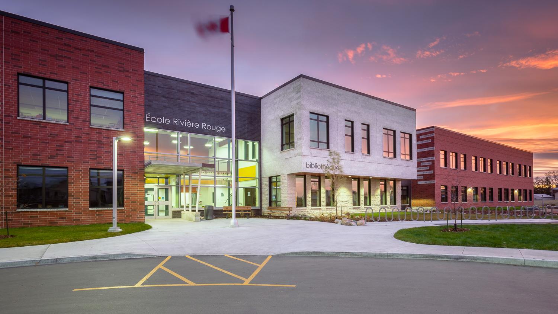 Ecole Rivière Rouge